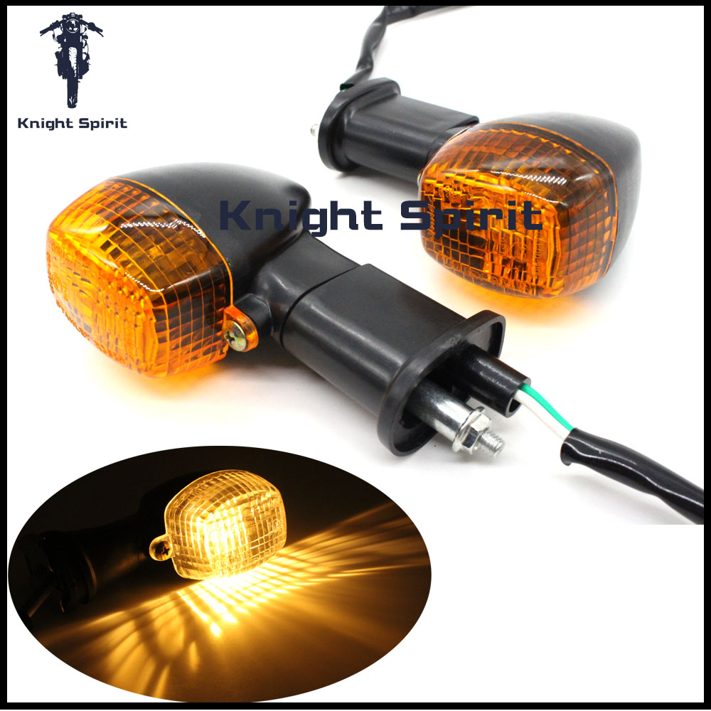 Motorcycle Front Turning Signals For Kawasaki ZX-6R ZX-7R ZX-9R ZX-12R Ninja