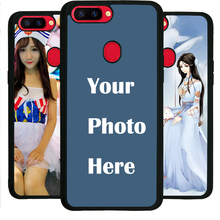 Oppo R11S plus case Custom Personalized Make your Photo pattern images Hard Body Soft Side Phone Case Cover huaweinova3 case custom personalized make your photo pattern images hard body soft side phone case cover