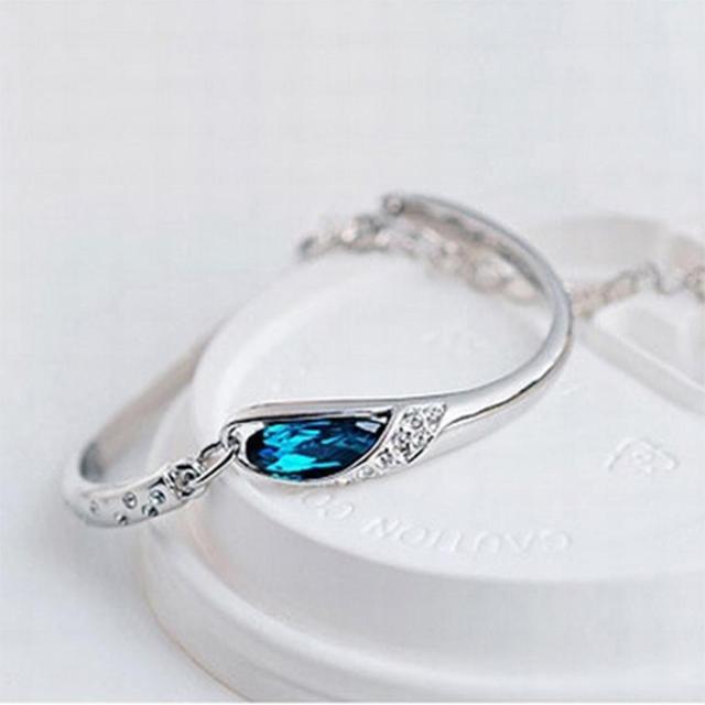 Women's Crystal Vintage Bracelet  Bracelet