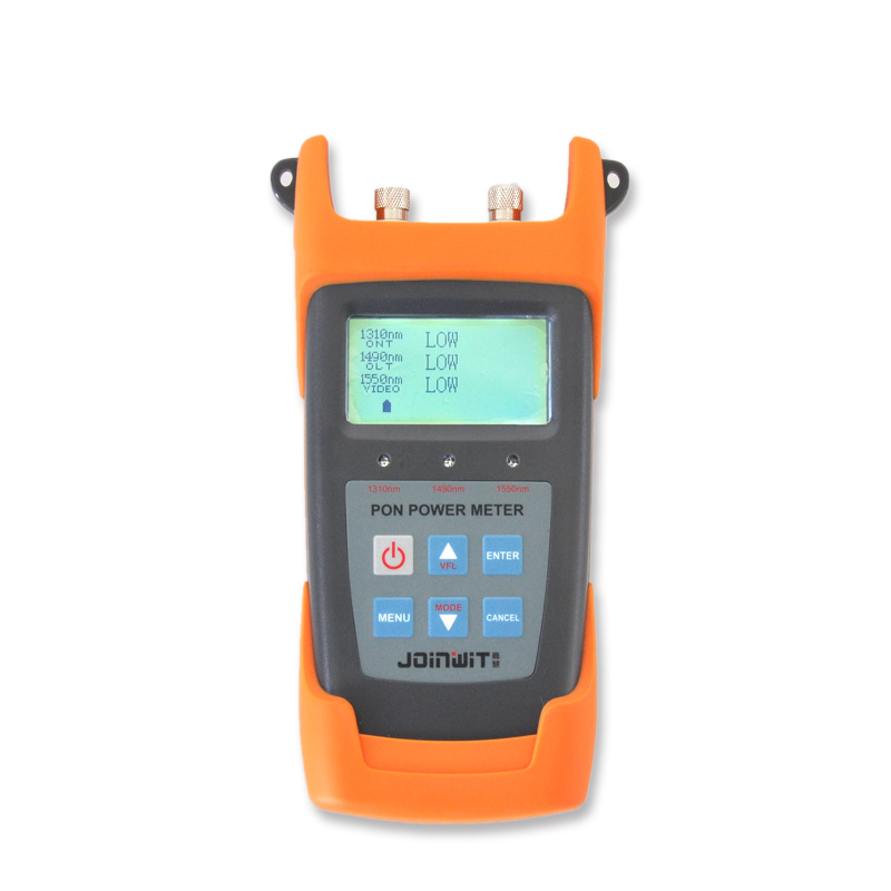 JW3213A NEW 1300/1310/1490/1550/1625 PON OPM VFL Optic Power Meter with wavelengths Digital Fiber TesterJW3213A NEW 1300/1310/1490/1550/1625 PON OPM VFL Optic Power Meter with wavelengths Digital Fiber Tester