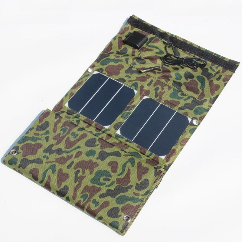 High Quality Foldable 40W Solar Panel Charger /Mobile Phone Charger Power Bank USB 5V+DC18V Dual Output For 12V Battery Charger 5500mah solar charger 5v 0 8w beetle shaped phone mobile power bank