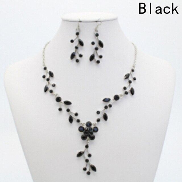Drop Earrings Jewelry Set...