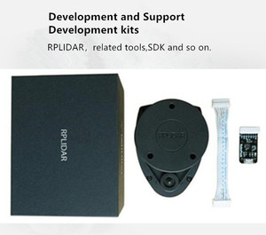 Image 4 - 12M Lidar RPLIDAR A1 360 gradi Lidar di Scansione Che Vanno Una nuova versione aggiornata del 12 metri di raggio
