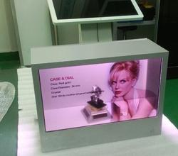 Компьютер собран в 22 32 42 47 55 65 85 дюймов ЖК-дисплей Touch интерактивная прозрачный рекламный экран монитора
