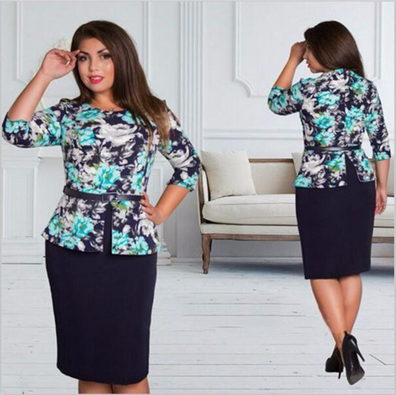 Fashionable Plus Size Work Clothes