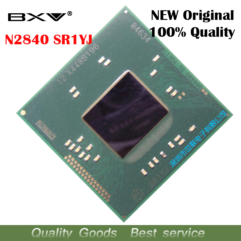 N2840 SR1YJ 100% new original BGA chipset for laptop free shipping with full tracking message