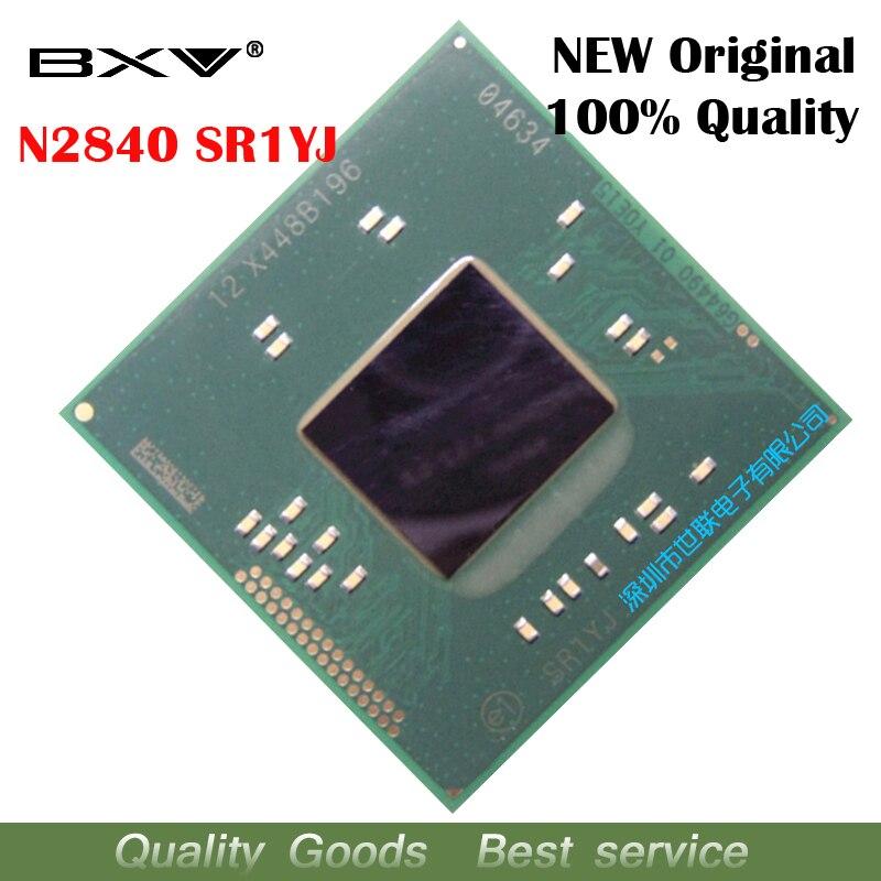 N2840 SR1YJ 100% nouveau chipset BGA original pour ordinateur portable livraison gratuite avec message de suivi completN2840 SR1YJ 100% nouveau chipset BGA original pour ordinateur portable livraison gratuite avec message de suivi complet