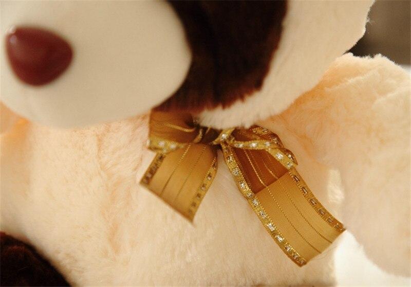 Fancytrader милый плюшевый енот коала игрушка мягкая маленькая панда с толстым хвостом 60 см подарок для детей
