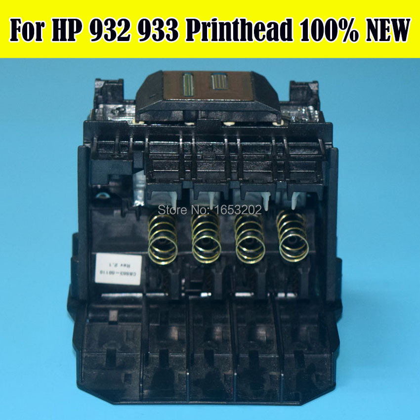 HP932 933 932XL 100% New Original Print head For HP 932 933 Printhead Nozzle For HP 7110 7510 7512 7612 6700 7610 Print HeadHP932 933 932XL 100% New Original Print head For HP 932 933 Printhead Nozzle For HP 7110 7510 7512 7612 6700 7610 Print Head