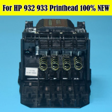 HP932 933 932XL 100% New Original Print head For HP 932 933 Printhead Nozzle For HP 7110 7510 7512 7612 6700 7610 Print Head