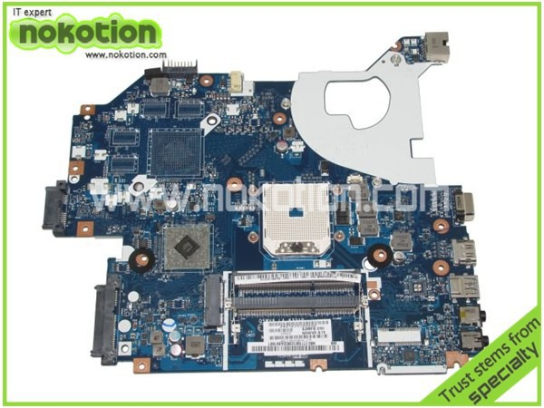 NOKOTION laptop motherboard for acer asipre V3-551 NB.C1711.001 NBC1711001 LA-8331P cpu A70M ddr3 mother boards original stock for acer for aspire v3 551 motherboard la 8331p mbdummy04 100% work perfectly