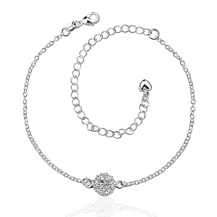 Anklet 925 jewelry jewelry anklet for women jewelry A033-A /ROAZQQHV
