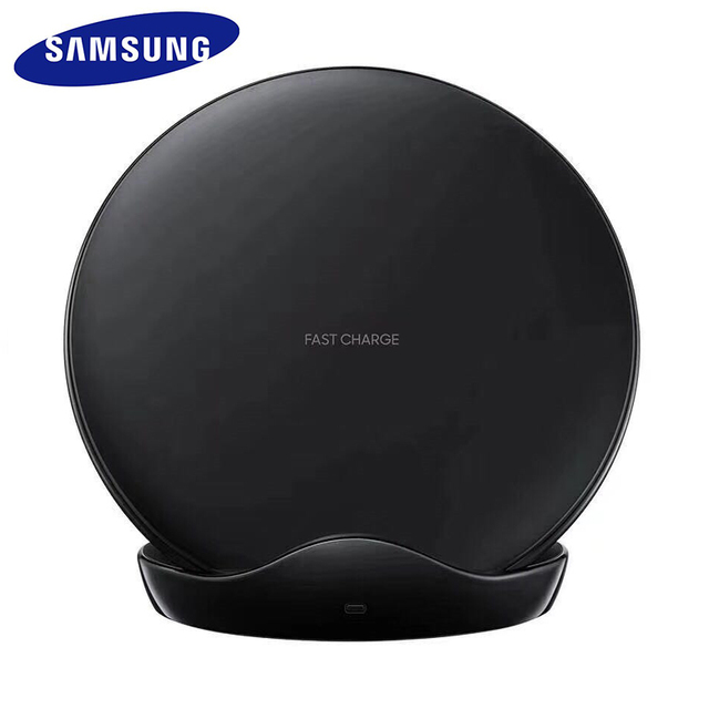 QI Wireless Fast Charger quick charge สำหรับ Samsung Galaxy S6 S7 S8 S9 S10 e Note 8 9 IPhone 8 plus X XR XS Max Huawei Mate 20 P30
