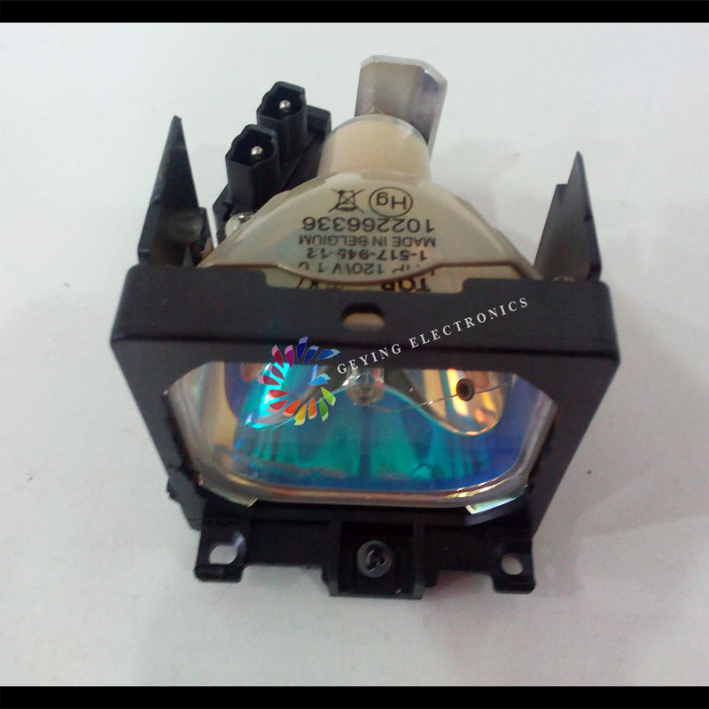 Free Shipping Original UHP 120W Projector Lamp LMP-C120 For SO NY VPL-CS2 / VPL-CX1 original projector lamp cs 5jj1b 1b1 for benq mp610 mp610 b5a