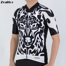 Zealtoo Cycling Jersey Breathable Summer Team Bicycle Maillot Cycle Wear Shirt Ropa Ciclismo MTB Bike Jerseys Tops