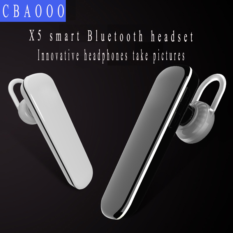 2PCS Hand Free Mini Auriculares Bluetooth Stereo Headset X5Ear Earphone Phone Cordless Wireless Headphones Headphone smart phone  symrun m1100 blutooth stereo hand free mini auriculares bluetooth headset earphone ear phone bud cordless wireless headphone
