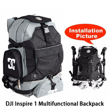 Dji вдохновить 1 Водонепроницаемый рюкзак плечо многофункциональный рюкзак сумка аксессуар