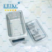 ERIKC dizel enjektör temizleme makinesi 220v  3L yakıt enjeksiyon ultrasonik temizleme sistemi aracı E1024014