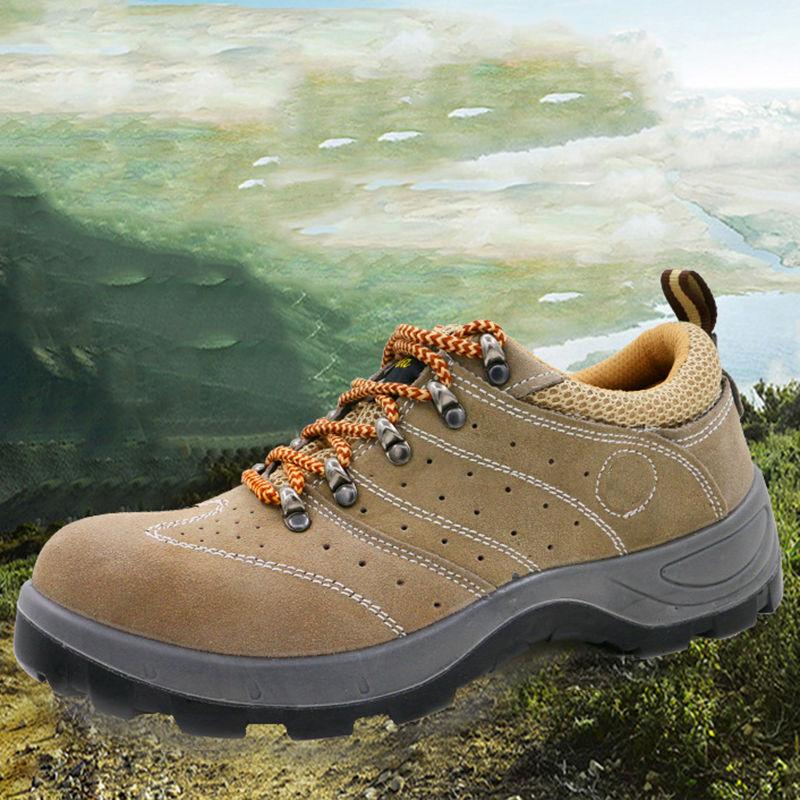 AC13016 safety shoes woman boot steel toe for men sneakers man sport women industrial