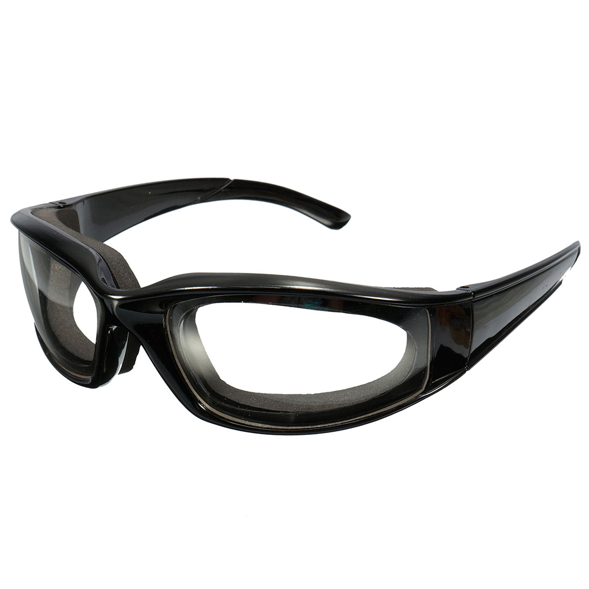 цена на NEW Safurance Goggles Glasses Built In Sponge Kitchen Slicing Eye Protection  Workplace Safety Windproof  Anti-sand