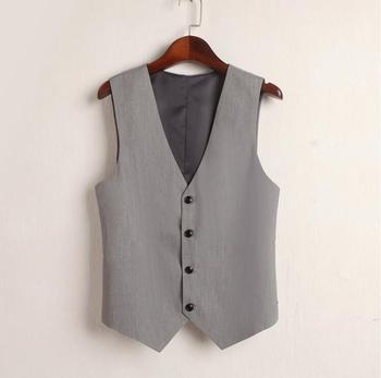 Summer V-Neck Vest Women Thin Loose Waistcoat Single Breasted Sleeveless Blazer Feminino Short Slim Veste Femme Tide XXXL 8