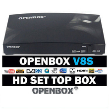 OPENBOX V8S Full HD 1080 P WIFI de Alta Definición Digital Por Satélite Receptor Freesat TV Box UK-Enchufe CALIENTE