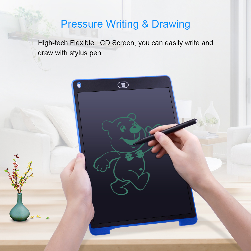 BDF-12-Inch-LCD-Writing-Tablet-Digital-Graphic-Tablets-Electronic-Handwriting-Pads-Drawing-Board-and-Pen