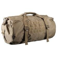 Мужской Модный повседневный портфель Sector Seven, уличная дорожная сумка через плечо, закругленная дорожная сумка