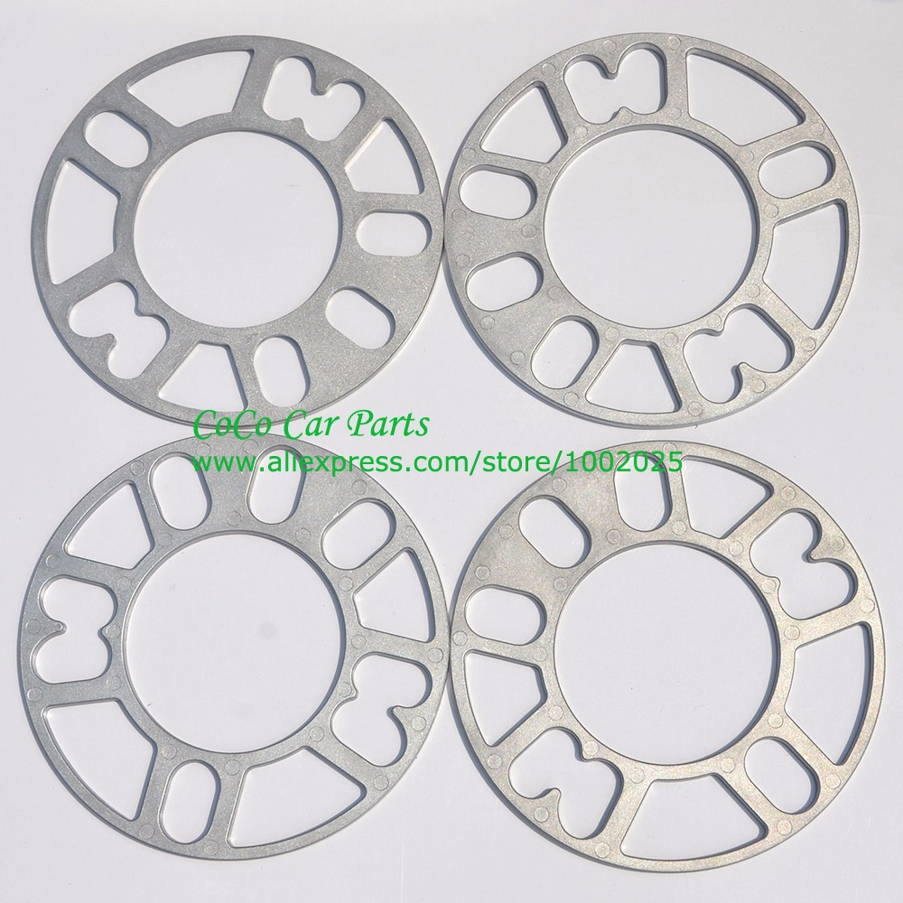 wheel spacer shims plate (2)