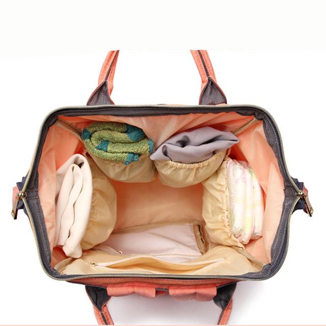 Diaper Bag Large Capacity 17 Colors