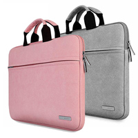 Matte Surface Briefcase Portable Bag For Apple Macbook 12 Case Notebook 13 3 Cover For Mac