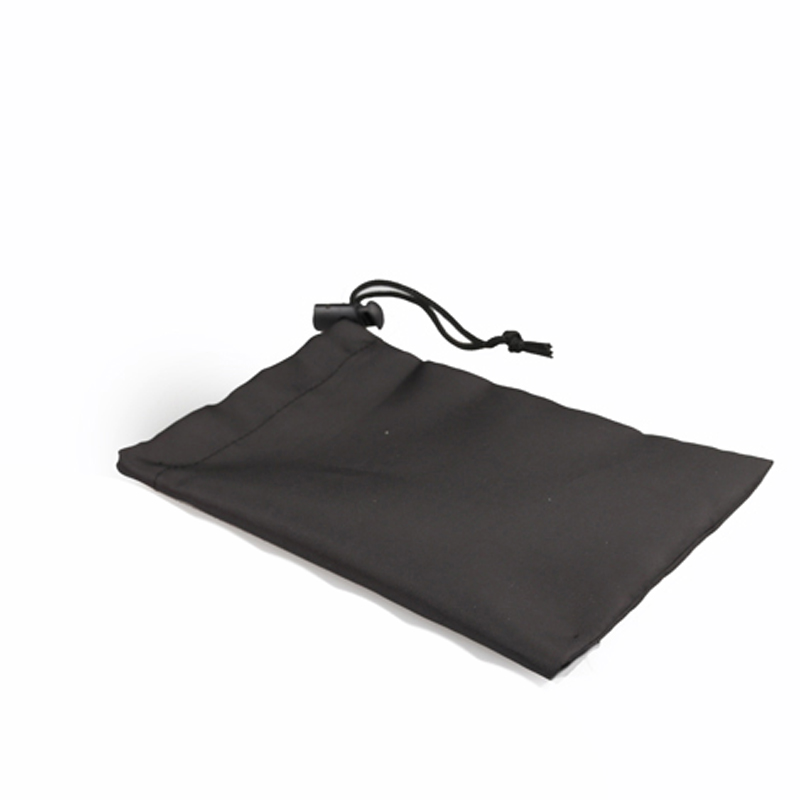 Black Nylon Storage Bag For Ball & Resistance Bands Collect And Resistance Bands