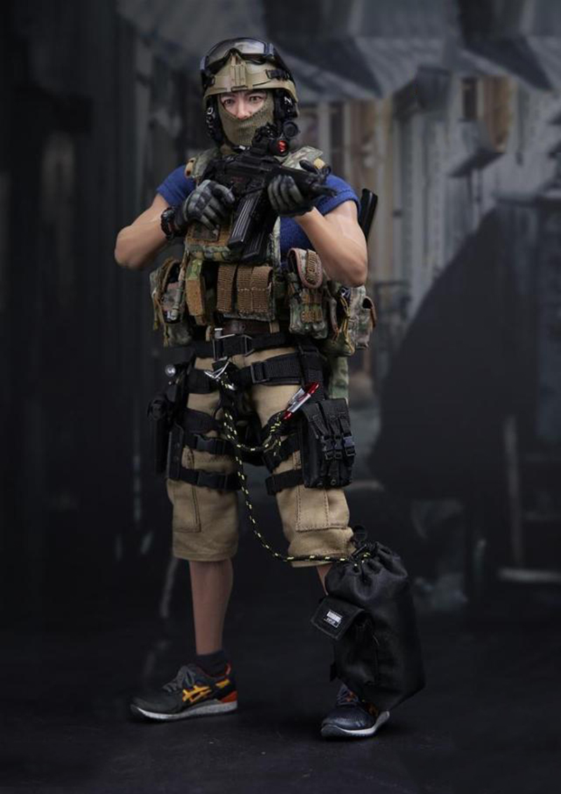 1/6 Elite Series SUD Assault Team Leader Action Figures Toys Gifts Collection