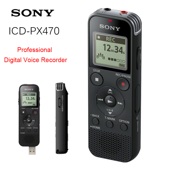 DRIVERS: SONY DIGITAL VOICE RECORDER