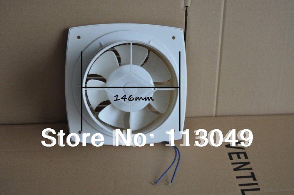 badkamer ventilator( afzuigkap/ventilatie)/6 inch bathroon ...