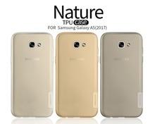 Телефон Сумка Case Для Samsung galaxy a5 2017 Case Тонкий Crystal Clear ТПУ Силиконовый Защитный рукав для a520f крышка телефона случаях
