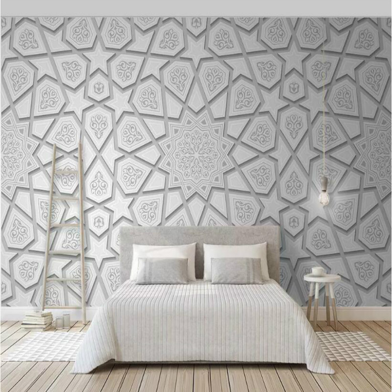 Custom Home Improvement 3d Wall Paper Rolls Wallpaper For
