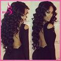 Перуанский Волос 4 Связки С Закрытием Перуанский Девственные Волосы Глубоко волна С Закрытием Ткет Человеческих Волос Али мода Волосы С закрытие