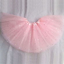 Baby Princess Tutu Skirt Girls Kids Party Ballet Dance Wear Pettiskirt Clothes 16 colors