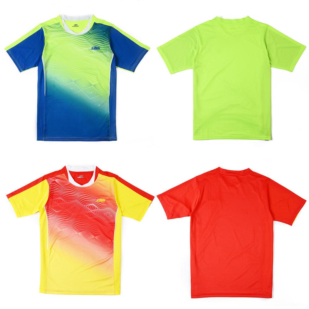 terno roupas badminton tênis de curto-de mangas