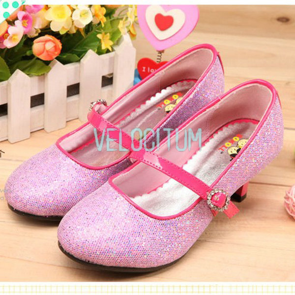Aliexpress.com : Buy Free shipping high heel girls bridal princess