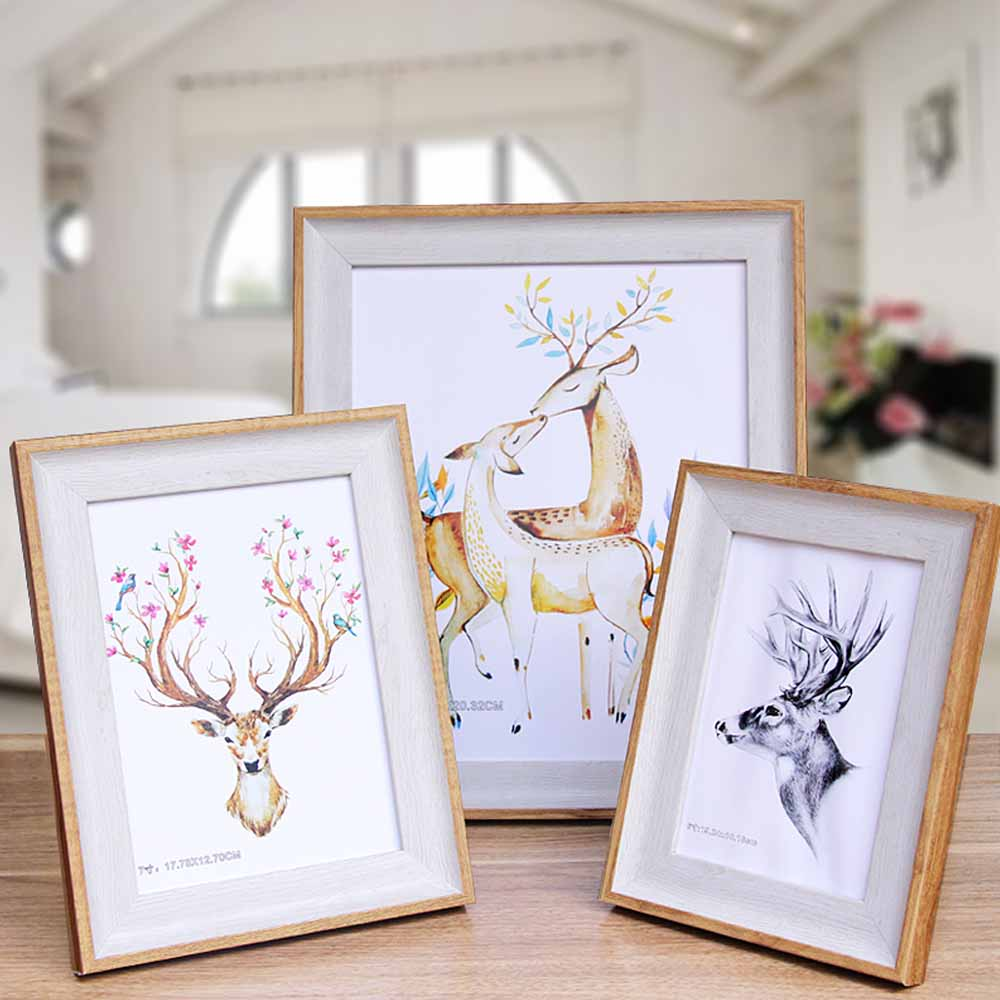Modern Design Europe Style Environmental protection resin Photo Frame Picture Frame Hight Quality Frame For Home Decoration