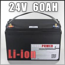 24V 60AH аккумулятор литий-ионный 1500 Вт e-велосипед литий-ионный аккумулятор 29,4 V батарея для электровелосипеда