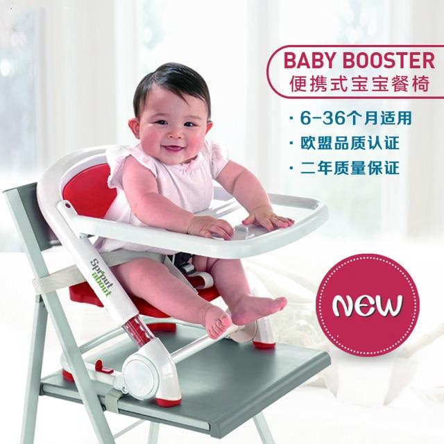Hoge Stoel Baby.Draagbare Hoge Stoel Vouwen Baby Booster Seat Diner Stoel Voor