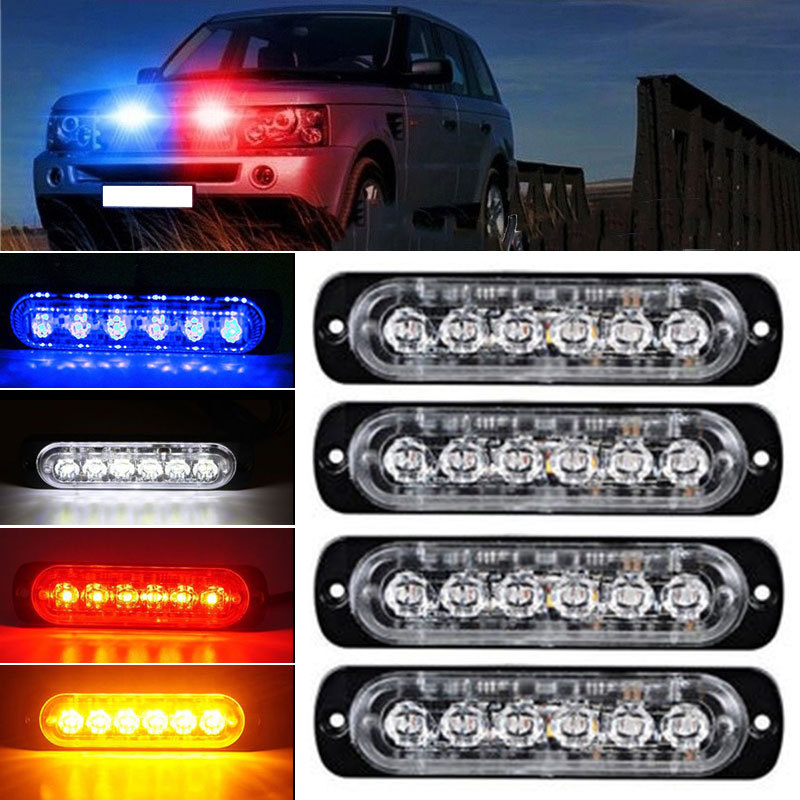 "47/"" 88 LED Light Bar Amber White Strobe Beacon Recovery 120cm 1200mm 1.2 Metre"