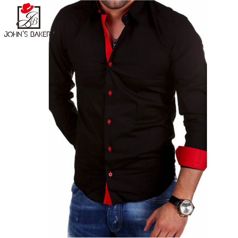 SportsX Mens Islamic Oblique Placket Button-Front Long Gown Muslim Work Shirt
