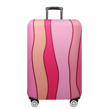 Fashion New Style Thicker Travel Luggage Protective Cover Trunk Case Apply to 18''-32'' Suitcase for 2019(China)