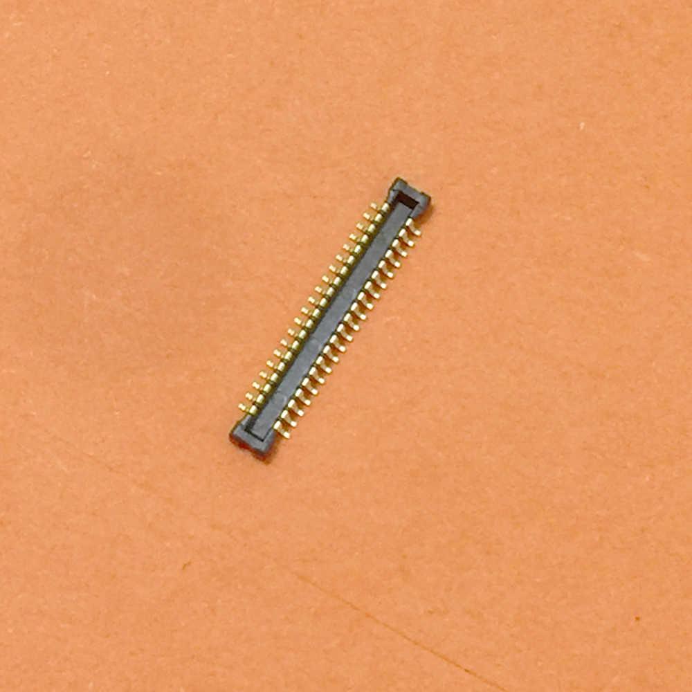 ل سامسونج galaxy J5 j500F J500 J500G J500H J7 J700F lcd عرض الشاشة الشركة العامة للفوسفات موصل على اللوحة مجلس منطق إصلاح جزء