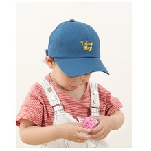 цена на 2019 Baby Hat Newborn Smile Design Kids Hat Baseball Cap Cute Cotton Baby Boys Girls Summer Sun Hat Children Visors
