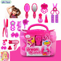New arrival Girl Jewelry House Dressing Children Hairdressing Simulation Toy Set early education toys gift Fairy Door